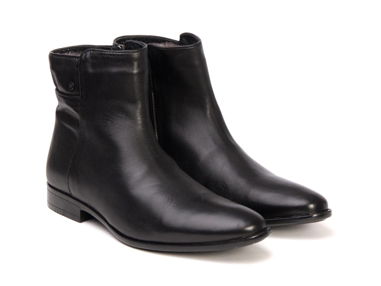 Ботинки Etor 11007-3615 39 черные