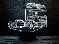 """Детский ночник - светильник """"Автомобиль 19"""" 3DTOYSLAMP, фото 1"""