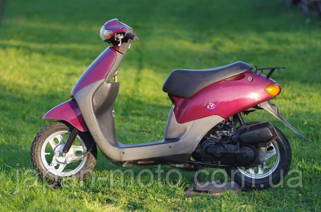 Скутер Honda Dio Fit (I)(вишневий)