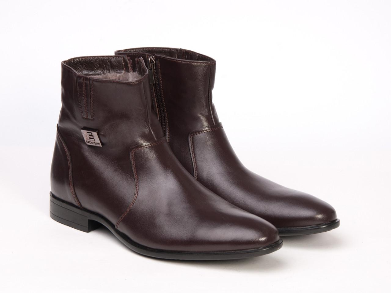 Ботинки Etor 11069-5779-3615 коричневые