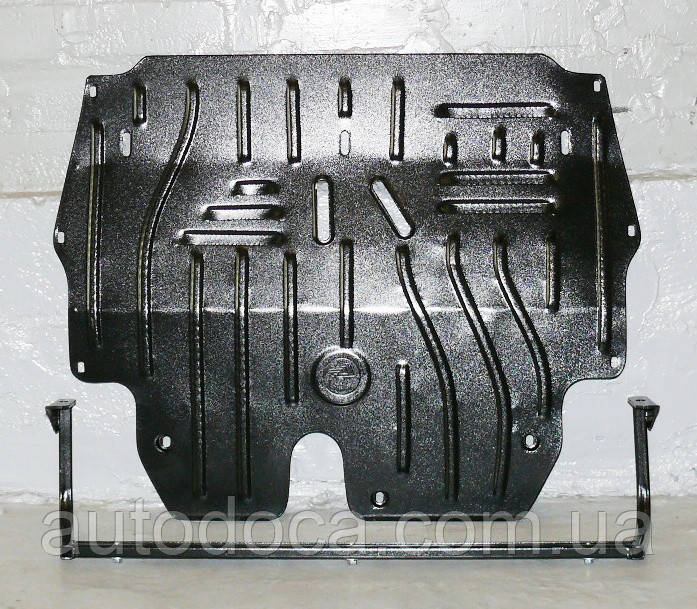 Защита картера двигателя и кпп Audi A1 2010-