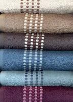 Полотенце махровое Goroh (синий)