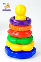 Детская игрушка - Пирамидка