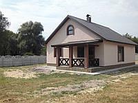 Уютный дом возле леса