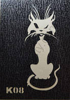 Трафареты для боди-арта, био-тату K08