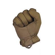 Перчатки Scout T. MK2 цвет койот, фото 3