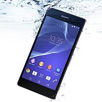 "Водонепроницаемый смартфон Sony Xperia Z2, 5.2"", 20.7 Mpx, 16GB, ОЗУ 3GB, 4 ядра, GPS, Android 4.4, , фото 1"