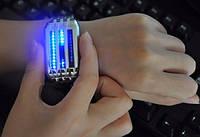 """Бинарные наручные часы """"Blue Energy""""., фото 1"""