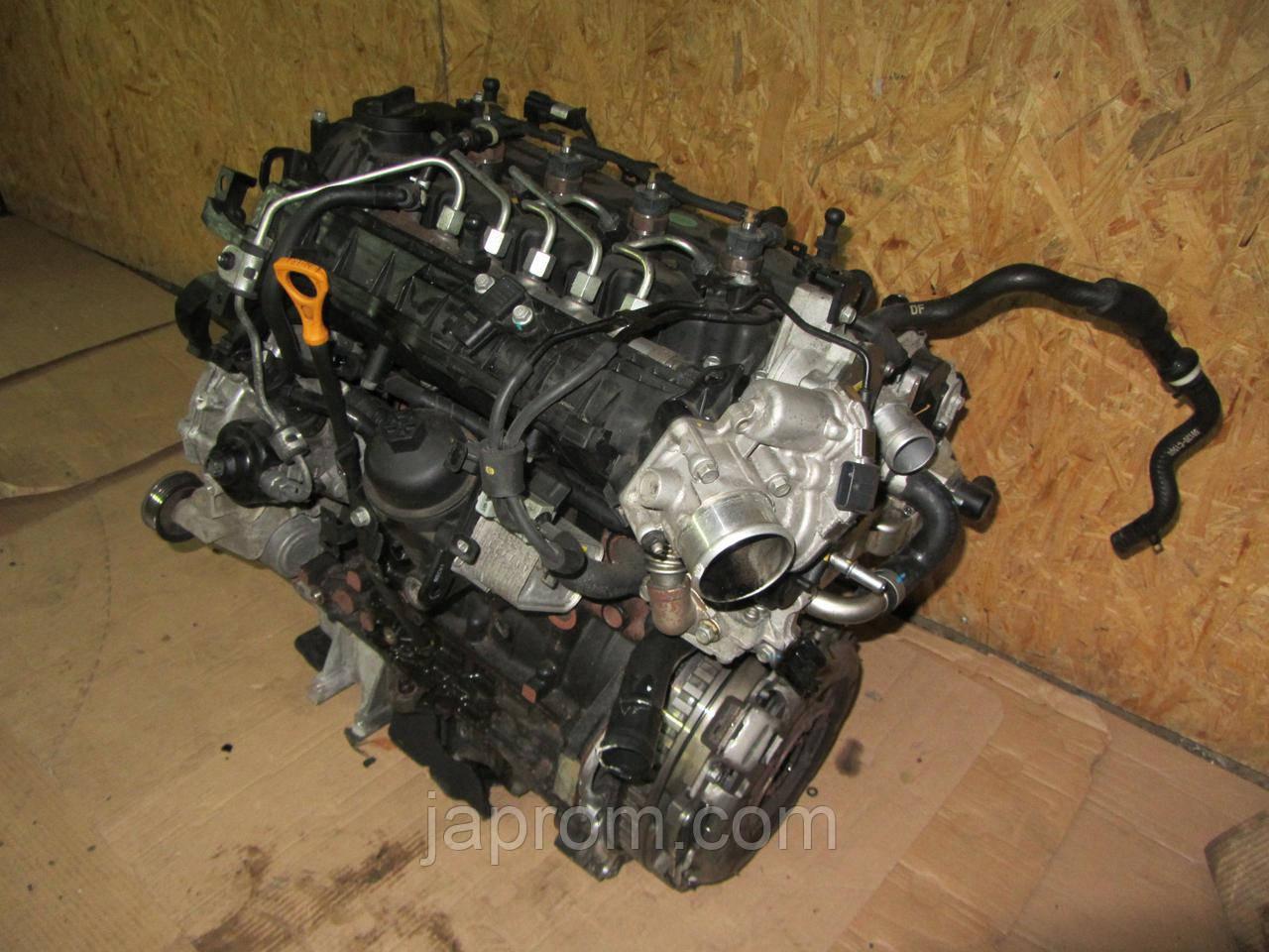 Мотор (Двигатель) KIA OPTIMA 2012-2018г.в. 1.7 CRDI