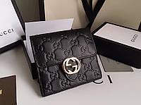 Женский кошелек портмоне кожа Gucci