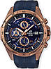 Мужские классические часы Casio Edifice EFR-556PC-2AVUEF
