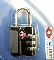 55010.001 Замок для чемодана чёрный Enrico Benetti
