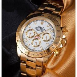 Мужские механические часы  в стиле Rolex Daytona