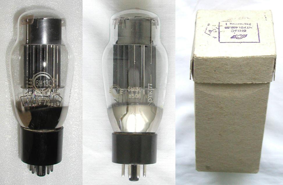 Лампа 6Н13С