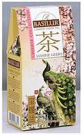 """Чай зелений BASILUR колекція """"Кітайська"""" """"Зелений жасмін"""" 100 гр."""