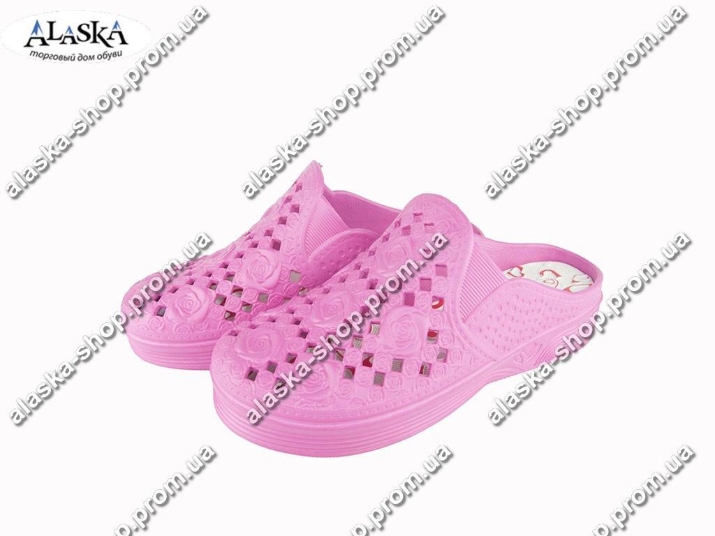 Женские кроксы (Код: Даго 226 розовый )