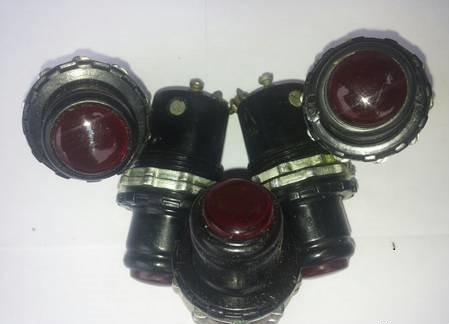 Светильник сигнальный ОСЛТ-37