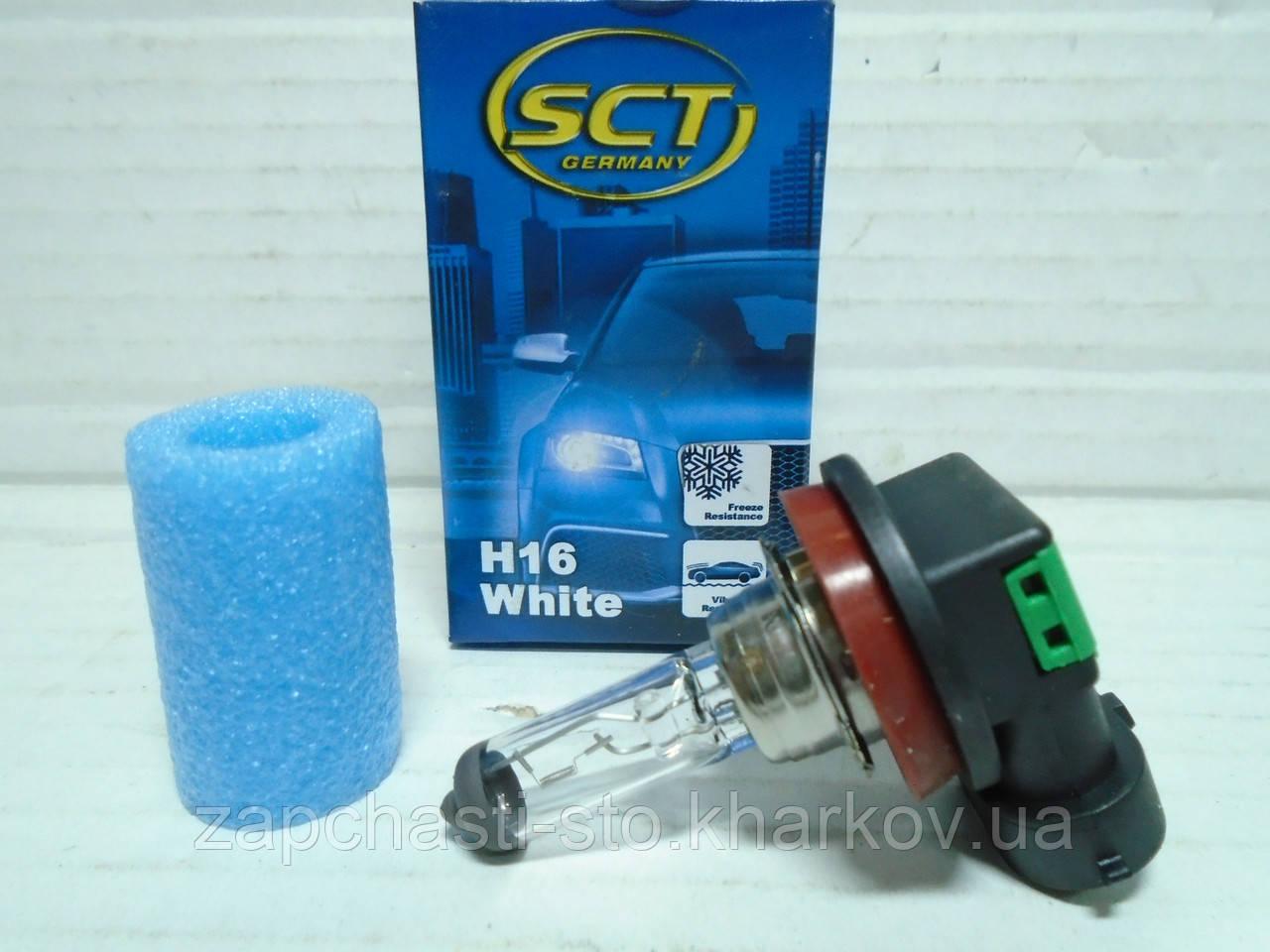 Лампа H16 12В 15Вт SCT