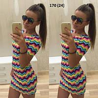 Платье модное летнее 170 (24)