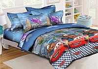 Комплект постельного белья детский 150*220 хлопок (9845) TM KRISPOL Украина
