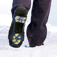 Ледоступы Ледоходы Приспособление на обувь против гололёда 10 шипов