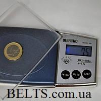 Ювелирные весы Диамонд до 200 граммов, Точные весы Digital Pocket Scale Diamond 200, фото 1