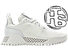 Женские кроссовки Adidas F/1.4 PrimeKnit White BY9396