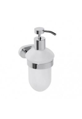 BEMETA OVAL: Настенный дозатор для жидкого мыла (стекло)