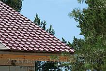 Черепица Композитная Кровля RoofCom, фото 3