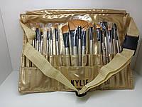 Профессиональный набор кистей для макияжа Kylie 18шт