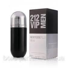 Духи мужские Carolina Herrera 212 VIP Men New York Pills