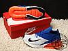 Мужские кроссовки Nike Air Max 270 Flyknit Blue/Red/White AO1023-101, фото 5
