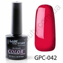 Цветной гель-лак Lady Victory, 7,3 ml GPC-042