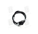 Трос ручного тормоза ручника Mercedes-Benz мерседес E190 (W124,W201) 86-96, L=1075/815 Гарантия!, фото 3