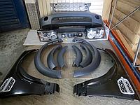 Комплект рестайлинга Land Rover Discovery 3 в Discovery 4 (2009-2013), фото 1