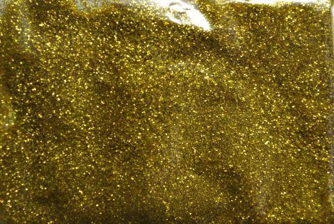 """Зеркальный блеск для дизайна ногтей """"Золото"""" №015 /пакет/"""