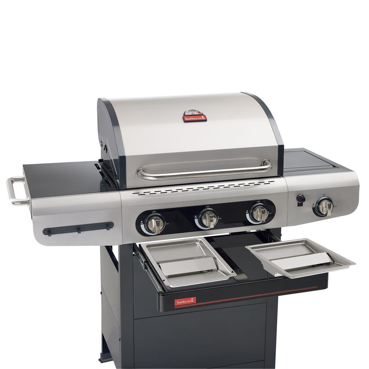 Газовый гриль SIESTA 310, TM Barbecook