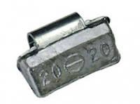 Грузик набивной для легкосплавных дисков 20гр.(Alu20)