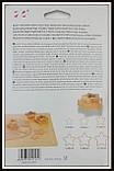 Набор катеров Звезда 2в1 (3 шт) 6 размеров, фото 4