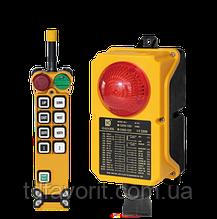 TELECRANE F24-8D+ (8 кнопок 2 швидкості)