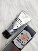 Глубокоочищающая пена для умывания от черных точек Elizavecca Milky Piggy Elastic Pore Cleansing Foam