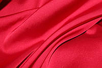 Ткань Шелк Армани  Красный