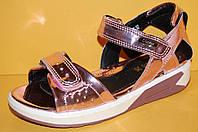 Детские сандалии ТМ Bi&Ki код 0634 размеры 27,32, фото 1
