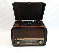 Музыкальный центр Camry CR 1112 с проигрывателем виниловых пластинок, фото 1