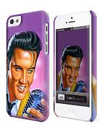 Чехол для iPhone 5C  Элвис Пресли