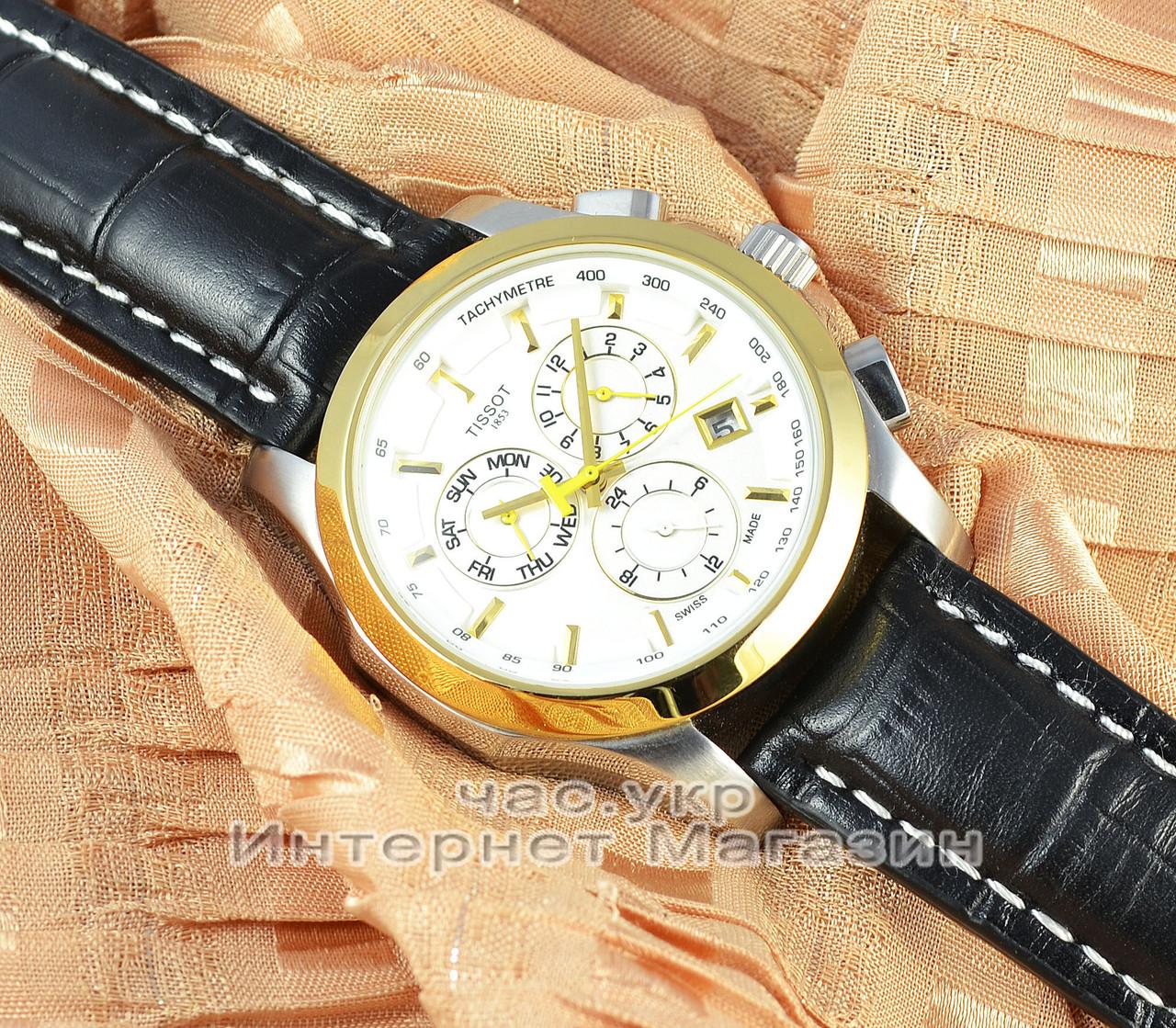 Часы Tissot механические с автоподзаводом