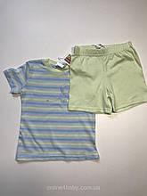 Детская пижама Impidimpi на мальчика 6-12 мес, рост 74-80