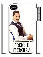 Чехол для  iPhone 4/4s Фредди Меркури