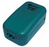 Resun AC-1500 Компрессор двухканальный для аквариума до 300л