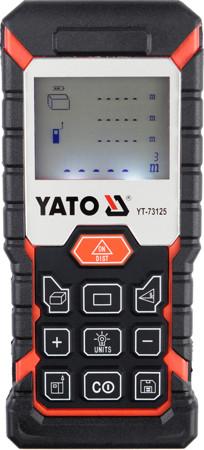 Дальномер лазерный Yato YT-73125